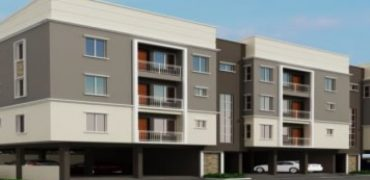 2 Bedroom Flats at THAMES COURT (CHEVRON TOLL GATE) – LEKKI