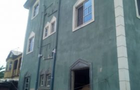 2 BEDROOMS FLAT FOR RENT AT SABO YABA LAGOS