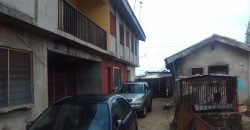 4 Units of Flats in Detached House at OWOSENI STREET – IJANIKIN