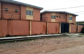 Blocks of Flats at Babatunde Allen Street – EJIBO