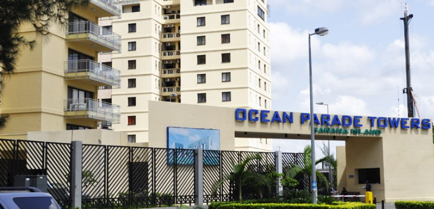 Luxury 4 Bedroom Apartment at Ocean Parade Towers