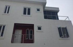 Newly Built 3 Bedroom Penthouse at Orchid Hotel Road (Chevron-Toll Gate) – LEKKI