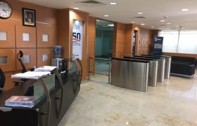 460sqm High-level Serviced Office Space at Victoria Island