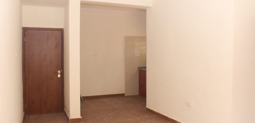 Newly Built Studio Apartment