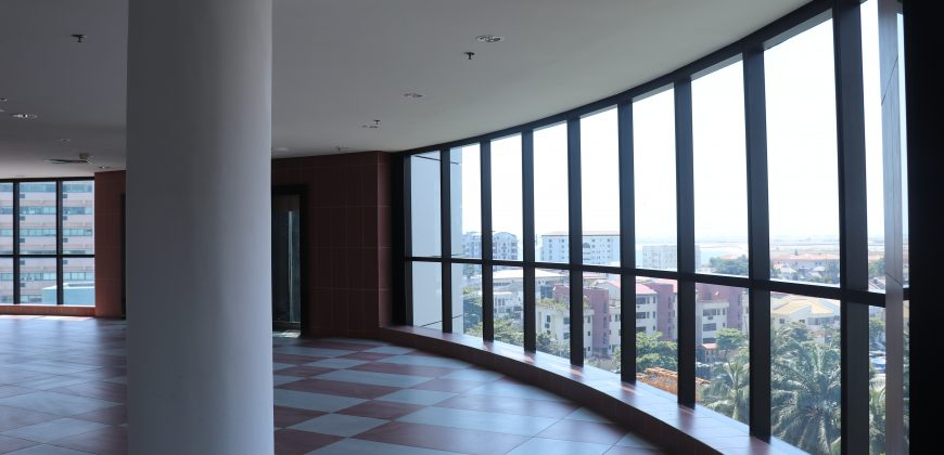 6th Floor 268sqm at FF Millenium Towers (Grade a Office Space)
