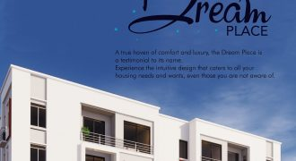 Newly Built 3 Bedroom Apartments in Lekki Phase 1