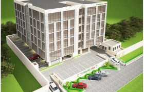 Newly Built Office Building in Lekki C.B.D