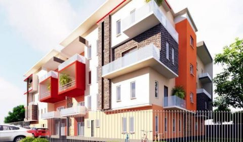 Newly Built 2 Bedroom Apartments