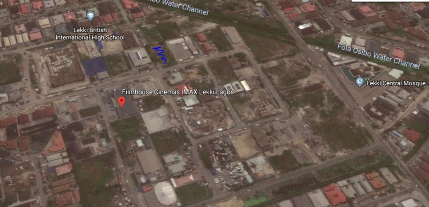 Commercial Land Measuring 1200 Sqm