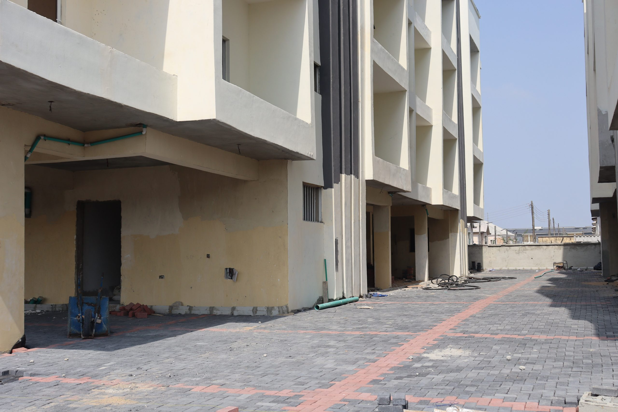 Newly Built 2 Bedroom Apartments in Ikate-Lekki