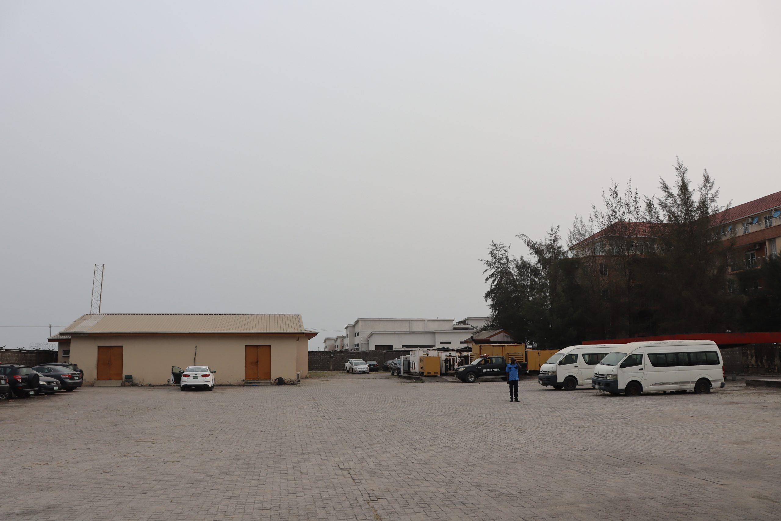 2,225SQM Gated Land in Oniru