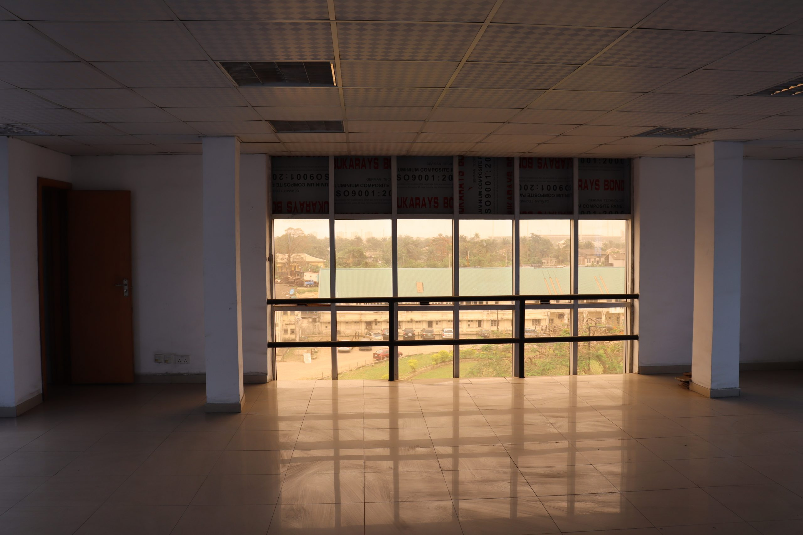175sqm 2nd Floor Office space at Yaba