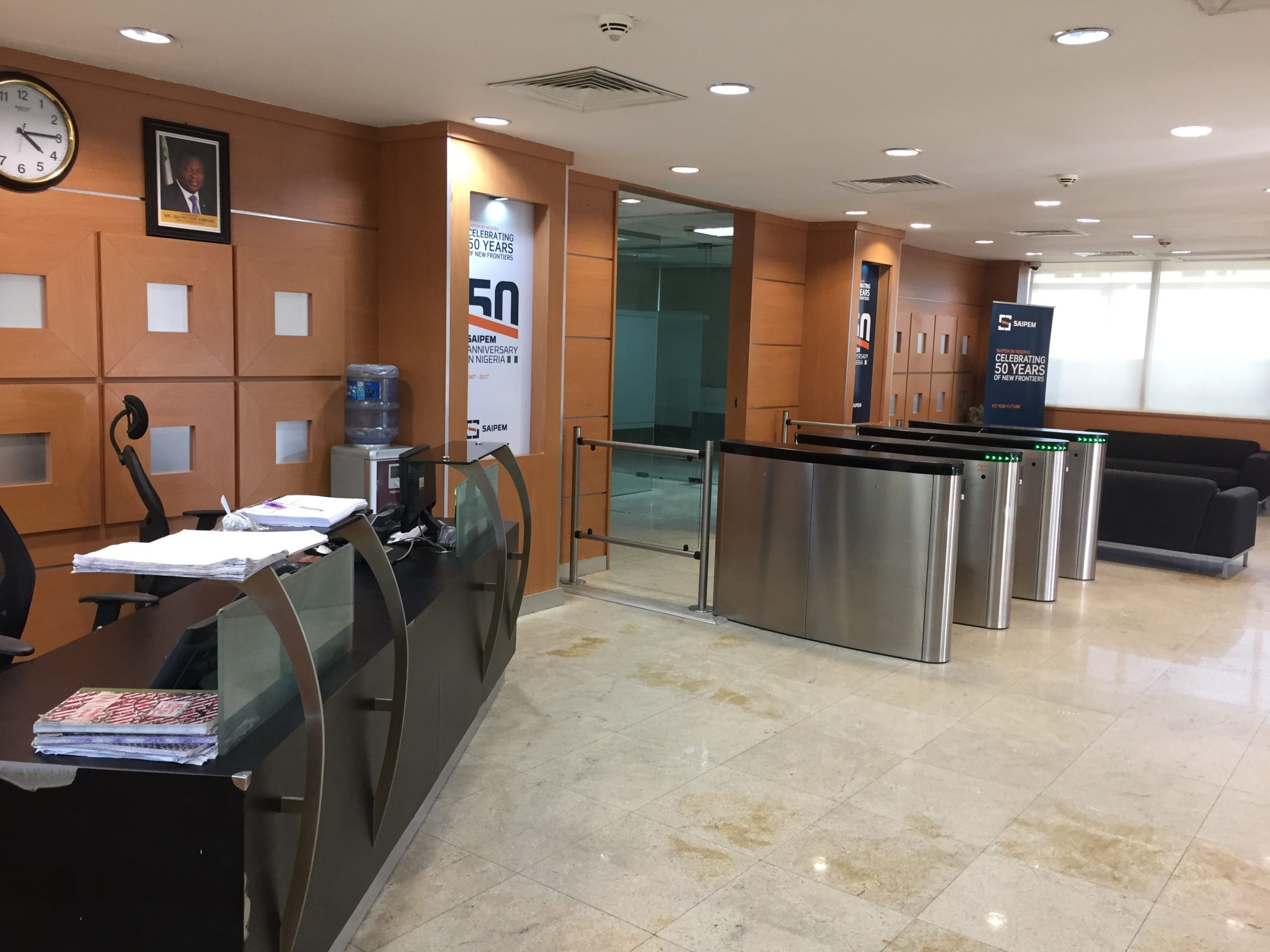 200sqm Open Plan Office Space