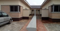 Newly Built 3 Bedroom Bungalow